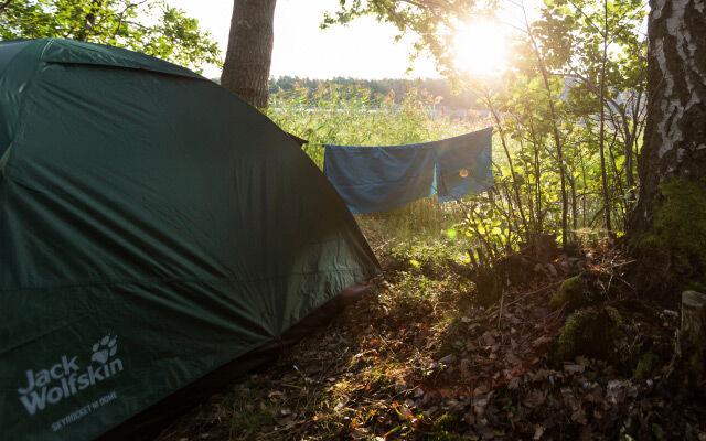 Equipment Tents & equipment
