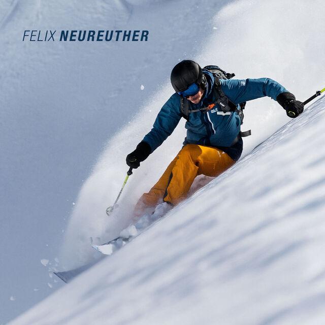 Freeride Ski Outfit