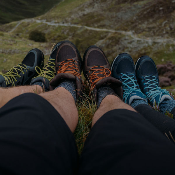 Our footwear guide
